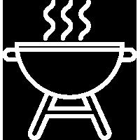 Barbecue (grille + nécessaire)